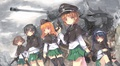Girls und panzer - girls-und-panzer fan art