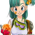Gorgeous Bulma ♥ HD