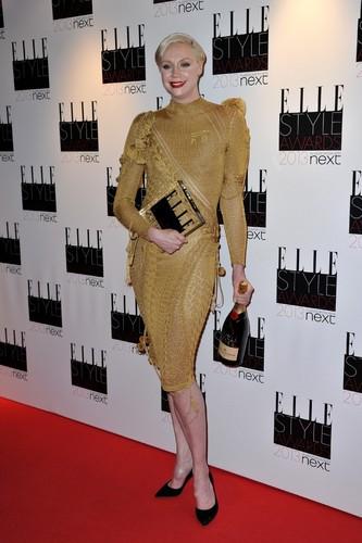 Gwendoline Christie@Elle Style Awards