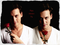 HAPPY VALENTINES DAY - johnny-depp fan art