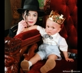 Happy 16th birthday Prince! <3 - michael-jackson photo