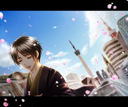 Happy Birthday Japan!