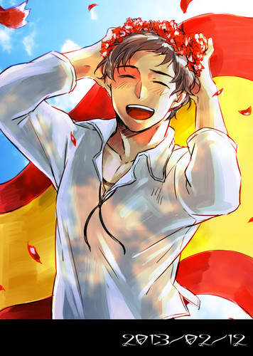 Happy Birthday Spain! <3