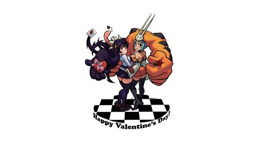Happy Valentine's دن پیپر وال