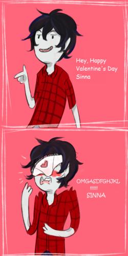 Happy Valentines hari Baby
