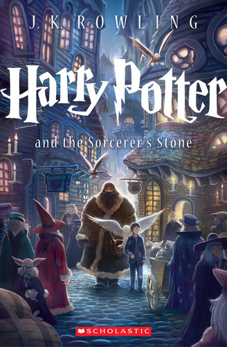 Harry Potter and the Sorcerer's Stone - 15th Anniversary Paperback Cover