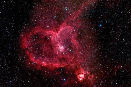corazón Nebula