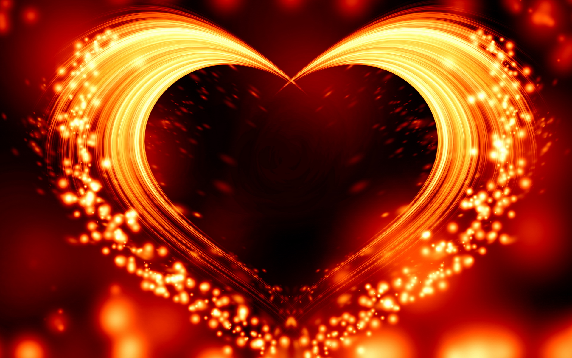 Why love the heart