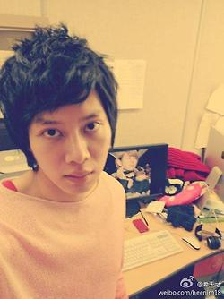 Kim Heechul wallpaper possibly with a portrait entitled Heechul