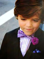 Henry Bass and signiture smirk :)))) - blair-and-chuck photo