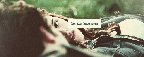 Her Existence