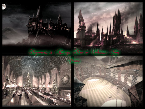 Hogwarts is 집