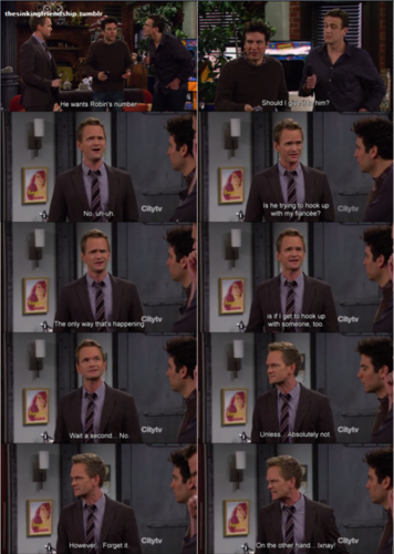"How I Met Your Mother 8.17 ""The Ashtray"""