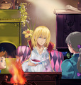 Howl's Moving Castle - howls-moving-castle fan art
