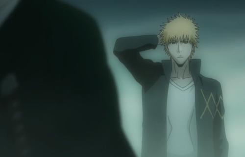 Ichigo dreaming about Rukia