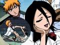 rukia - Ichigo & Rukia wallpaper