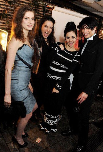 InStyle Best Of British Talent Party January 30, 2013