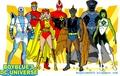 Infinity Inc. (DC Comics 1983) - dc-comics fan art