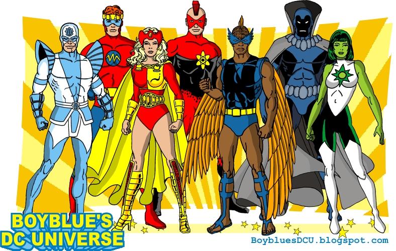 Dc Comics Fans : Infinity inc fans of literature