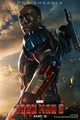 Iron Man 3 - Don Cheadle Poster - iron-man photo