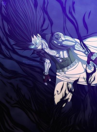 Iron shadow dragon slayer