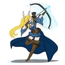 It's Archery Time