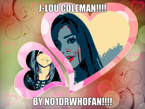 J-Lou Coleman Fanart, by no1drwhofan!!