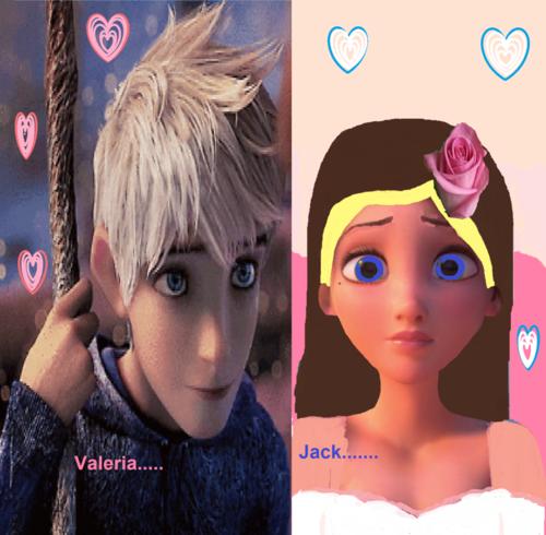 Jack x Valeria