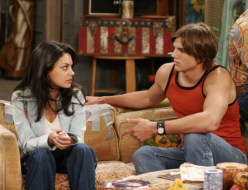 Jackie and Kelso