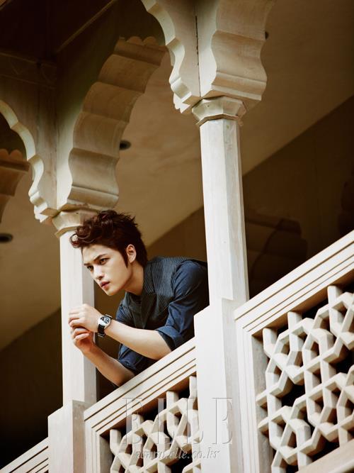 Jaejoong for ELLE