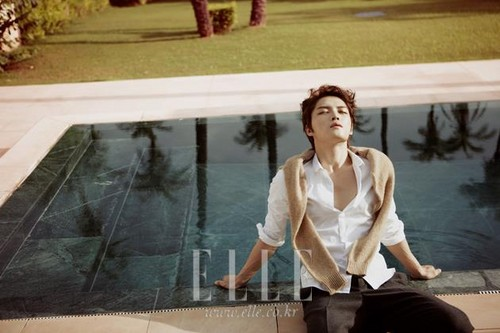 Jaejoong for ELLE