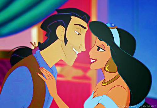 Jasmine/Tulio