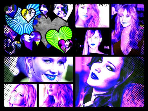 Jennifer Lawrence Fanart, by no1drwhofan!!!!