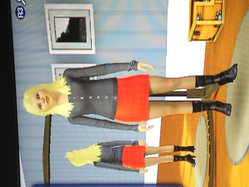 Jinx (Insert Last Name Here)- Sims 3