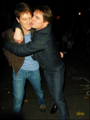 John Barrowman and Scott Gill XD