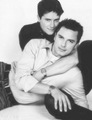 John Barrowman and Scott Gill :)  - gay-rights photo