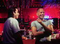 John Travolta & Bruce Willis - pulp-fiction photo