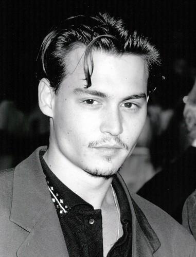 Johnny Depp in 1989