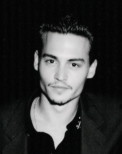 Johnny Depp in 1989