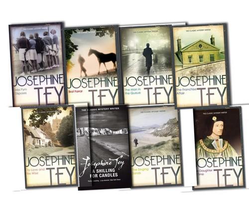 Josephine Tey पुस्तकें
