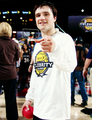 Josh at The All-Star Celebrity Game 2013 - josh-hutcherson fan art