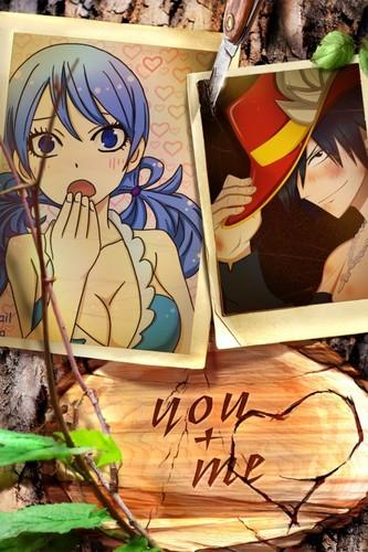 Juvia + Gray = Amore