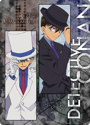 Kaito and Shinichi