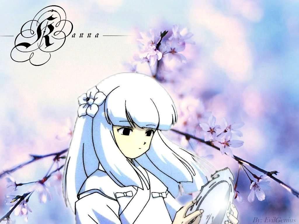 Inuyasha images Kanna HD wallpaper and background photos (33613986)