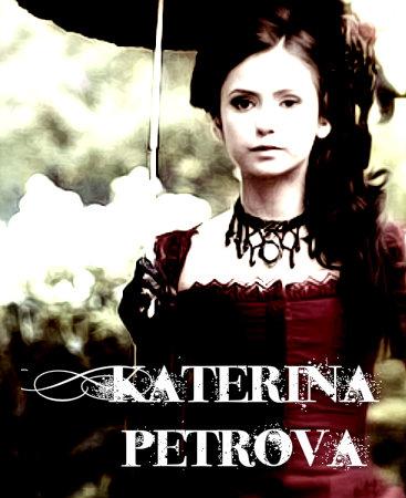 Katherine pierce X