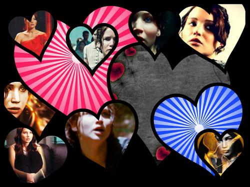 Katniss Everdeen Fanart, by no1drwhofan!! <3