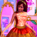Kiera in edited gown color