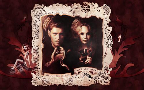 Klaus Mikaelson & Caroline Forbes