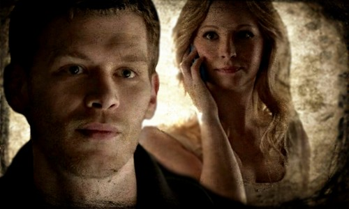 Klaus and Caroline 4x14