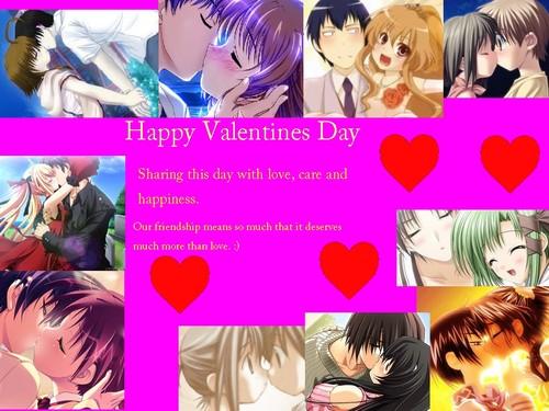 KuriYorokobi- Happy Valentine's दिन